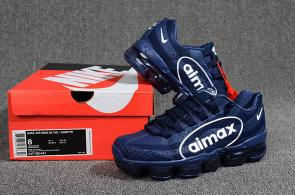 baskets nike air vapormax 95 flywire big air blue